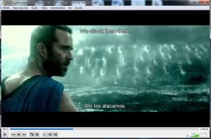 Subtitulos español ingles vlc